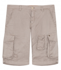 CLOTHES - CARGO BERMUDAS FT MULTIPLE POCKETS