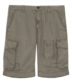 MASON'S - CARGO BERMUDAS FT MULTIPLE POCKETS