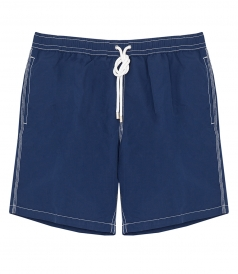 HARTFORD BEACHWEAR - LONG POCHETTE SWIM SHORTS