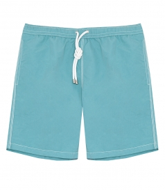 CLOTHES - LONG POCHETTE SWIM SHORTS