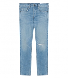 JEANS - HUNTINGTON SLASH KNEE JEANS