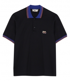 POLO T-SHIRT FT CONTRASTING COLLAR