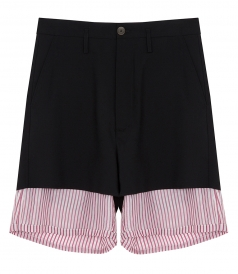 SHORTS - PATCHWORK SHORTS
