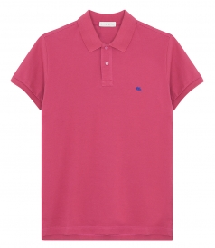 ETRO - SLIM FIT POLO SHIRT