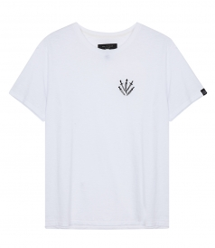 DAGGER EMBROIDERY T-SHIRT