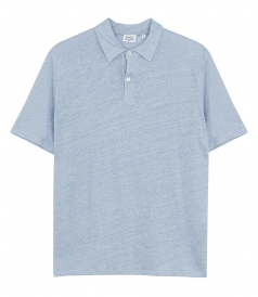 CLOTHES - LINEN CLASSIC POLO