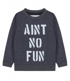SWEATS - AINT NO FUN PULLOVER