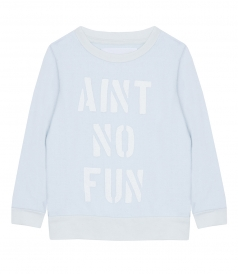 CLOTHES - AINT NO FUN PULLOVER