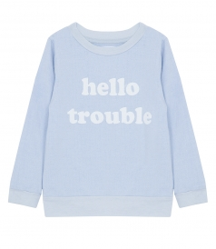 SOL ANGELES - HELLO TROUBLE PULLOVER