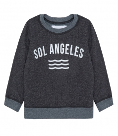 SOL ANGELES LOGO PULLOVER