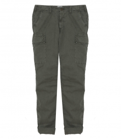 COTTON CARGO TASK TROUSERS
