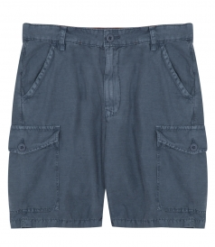 COTTON & LINEN BORD SHORT