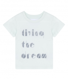 SOL ANGELES - LIVING THE DREAM LOGO COTTON T-SHIRT