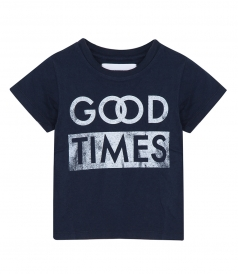 SOL ANGELES - GOOD TIMES LOGO COTTON T-SHIRT