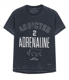 ADDICTED TO ADRENALINE T-SHIRT