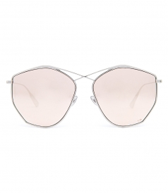 DIOR STELLAIRE 4 SUNGLASSES FT PINK LENSES