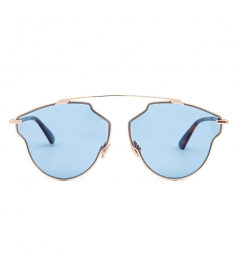 DIOR SUNGLASSES - DIOR SO REAL POP SUNGLASSES FT BLUE LENSES