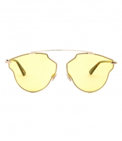 ACCESSORIES - DIOR SO REAL POP SUNGLASSES FT YELLOW LENSES