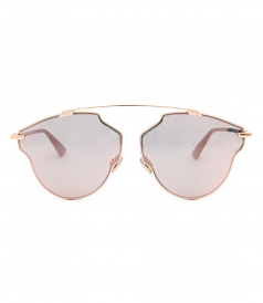 DIOR SUNGLASSES - DIOR SO REAL POP SUNGLASSES FT PINK LENSES