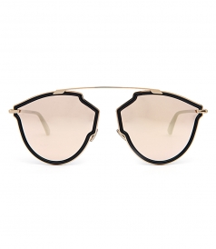 ACCESSORIES - DIOR SO REAL RISE SUNGLASSES FT GOLD MIRROR LENSES