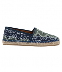 SHOES - PRINTED ESPADRILLES