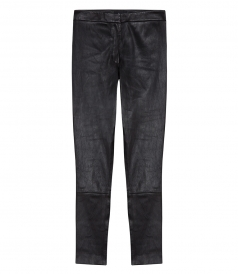 CLASSIC LEATHER SKINNY PANTS