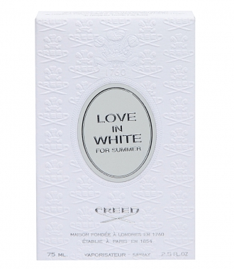 LOVE IN WHITE SUMMER PROJECT