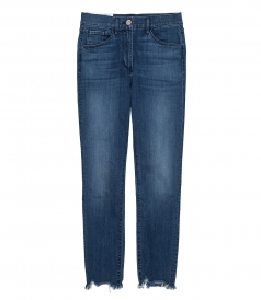 CLOTHES - W3 HIGH RISE SKINNY CROP