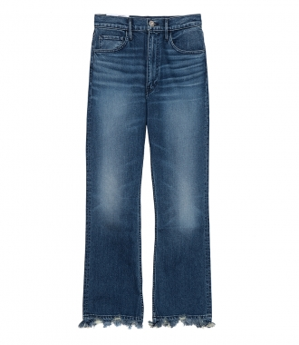 3x1 - EMPIRE CROP BELL JEANS