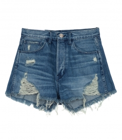 SHORTS - CARTER DENIM SHORTS