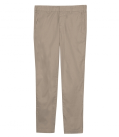 LIGHT TWILL TROUSERS