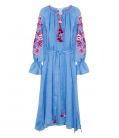 FLOWER GARDEN MAXI DRESS