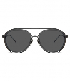25fd2b4b39b THOM BROWNE SUNGLASSES - TBS810 DARK TINTED LENSES SUNGLASSES