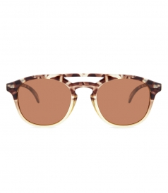 SUNSKI SUNGLASSES - OLEMA TORTOISE AMBER SUNGLASSES