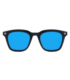 MORAGAS BLACK AQUA SUNGLASSES