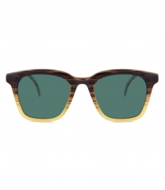 MORAGAS STRIPE TORTOISE FOREST SUNGLASSES