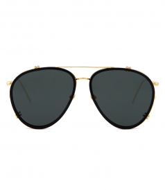 LINDA FARROW 744 C1 SUNGLASSES
