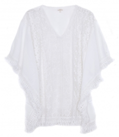AMIRA LACE TUNIC