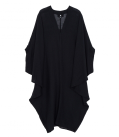 BATWING SLEEVELESS V NECK KAFTAN