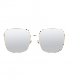 DIOR STELLA1RE SILVER SUNGLASSES