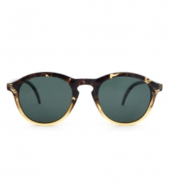 SUNSKI SUNGLASSES - SINGLEFIN TORTOISE FADE FOREST SUNGLASSES