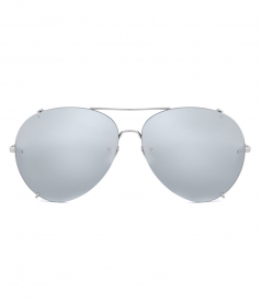 LINDA FARROW 729 C2 AVIATOR SUNGLASSES
