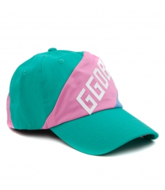 COLOR BLOCK TAURUS CAP