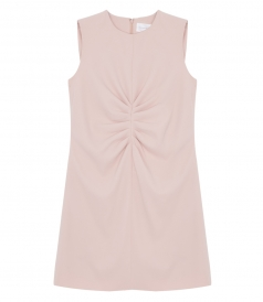 CLOTHES - TUCK FRONT SHIFT DRESS