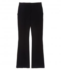 TRIPLE STITCH FLARED TAILORED PANTS