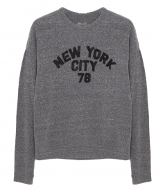CLOTHES - NEW YORK CITY LONG SLEEVE T-SHIRT