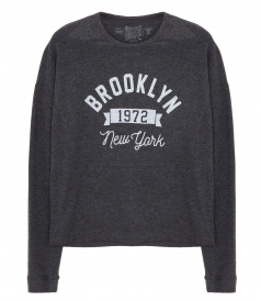 CLOTHES - BROOKLYN LONG SLEEVE T-SHIRT