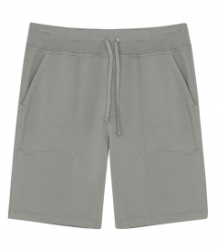 SHORTS - SUPIMA FLEECE SWEATSHORT