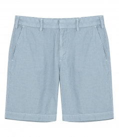 SHORTS - NOVELTY STRIPE BERMUDA