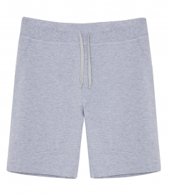 SHORTS - HEATHER FLEECE SHORTS